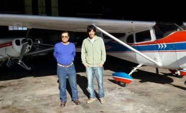 Stella, empresa de aviación agrícola ya se encuentra en Bolívar