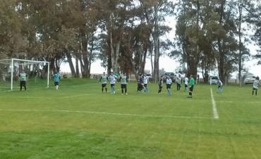Fútbol Rural Recreativo: Marsiglio; dos jugados, dos ganados