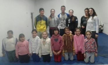 Este fin de semana capacitación en Aeróbica Deportiva y Aerodance en Bolívar