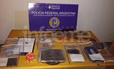 Allanamientos por droga en Olavarría y la región: hay policías implicados