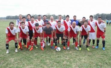 Fútbol Rural Recreativo, se juega la séptima fecha