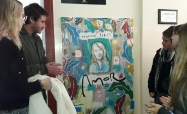Hospital 'Capredoni': Se realizó el homenaje a la doctora Mariana Peret
