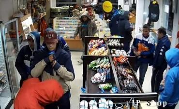 Detuvieron a uno de los prófugos del robo a la Estación de Servicios Shell