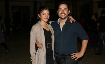 EN EL HALL DE CULTURA: Se llevó a cabo una clase abierta de tango social