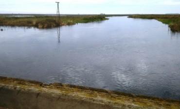 La Rural de 25 de Mayo en alerta por un desvío de aguas en la cuenca alta del Vallimanca