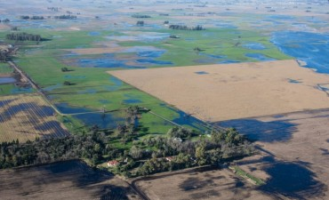AEROCLUB DAIREAUX: Situación hídrica en la zona
