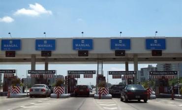 POR OBRAS: Eliminarán la mitad de las cabinas de peaje en rutas nacionales