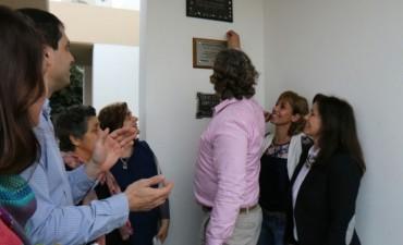 URDAMPILLETA: El Municipio participó de la celebración de los 30 años del CEC N°803