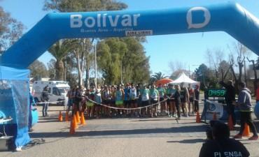 Con alrededor de 200 atletas de todo el país, se corrió la 3era. Edición del Ultramaratón Bolívar