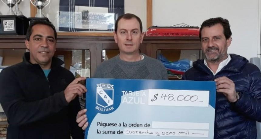 La Tarjeta Azul del Club Independiente tiene nuevos ganadores