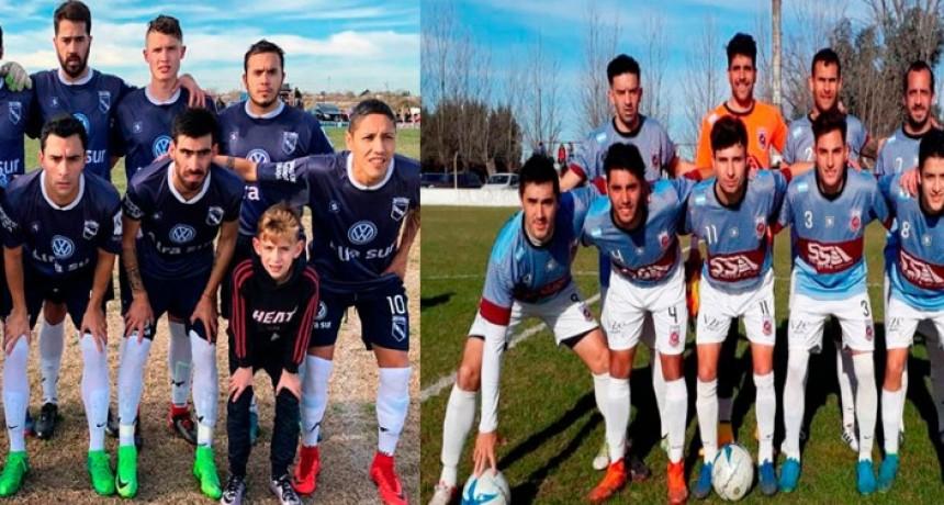 Dos equipos de Bolívar puntean ambas zonas del torneo