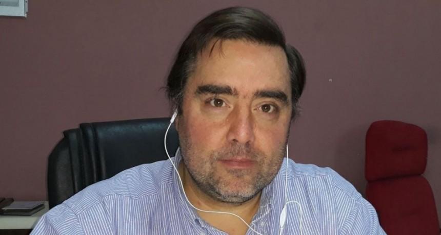 Mauricio Gourdón es el nuevo presidente del Centro de Martilleros de Bolívar