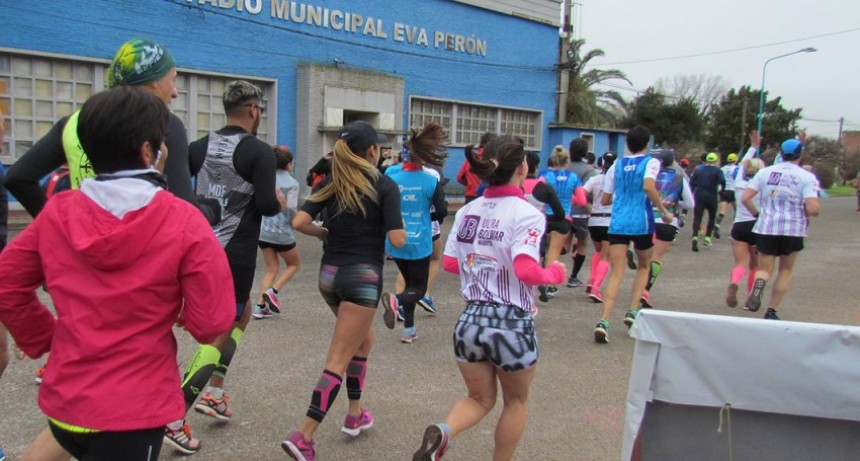Se corrió la Ultra Maratón de la ciudad