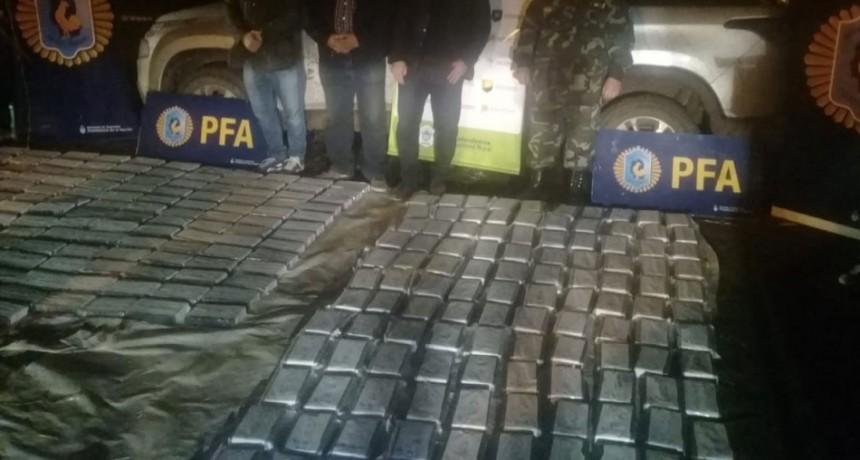 Informe Fiscalía General: Desbaratamiento de banda narco