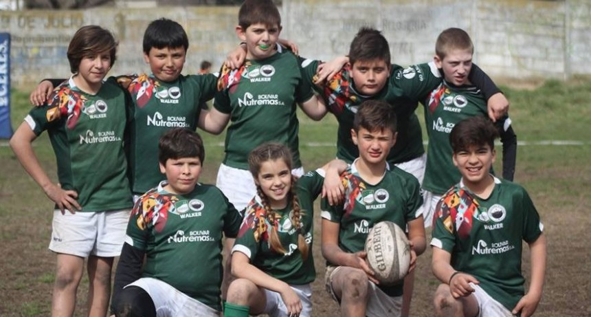 Fin de semana a puro Rugby Indio