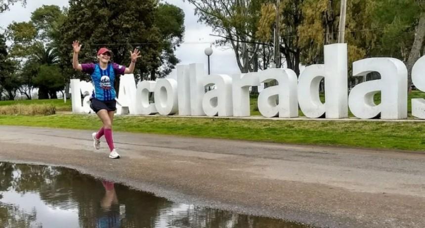 Gabriela Ríos: 'Era un desafío, ya había corrido dos veces los 30 y para este año me propuse los 50'