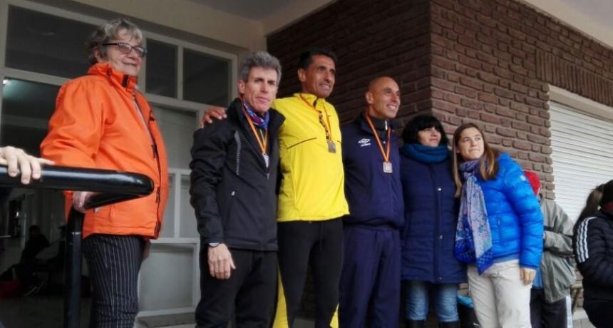 """Rubén Aires: """"Estoy muy feliz del resultado porque pude correr muy suelto"""""""
