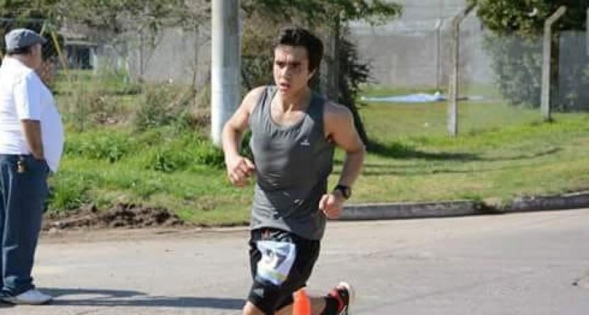 Manuel Santos correrá la media maratón de Buenos Aires