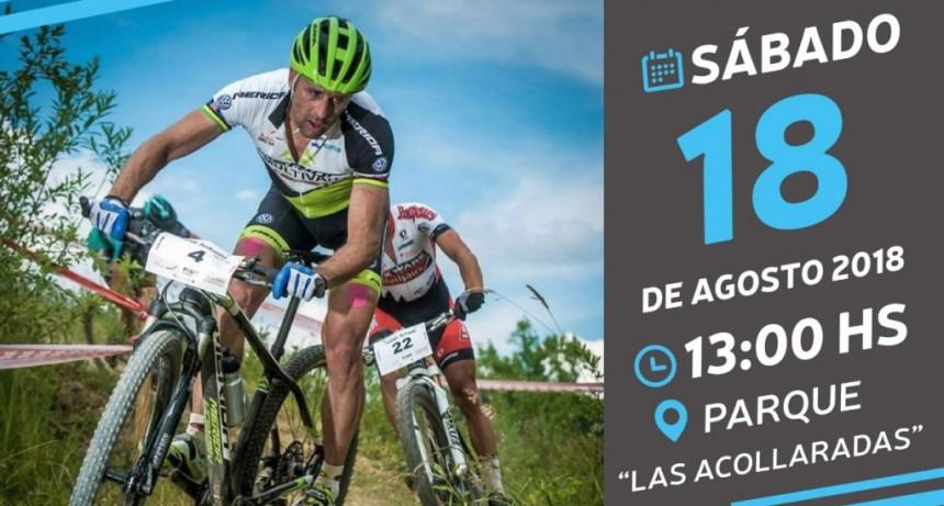 Se disputará una carrera de Mountain Bike XCO en el parque
