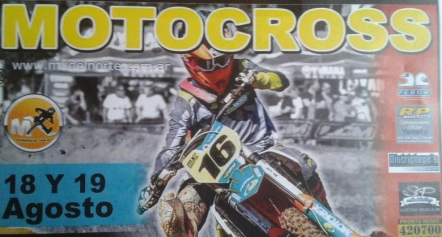 Se disputara la 4º fecha del campeonato provincial de Motocross 2018