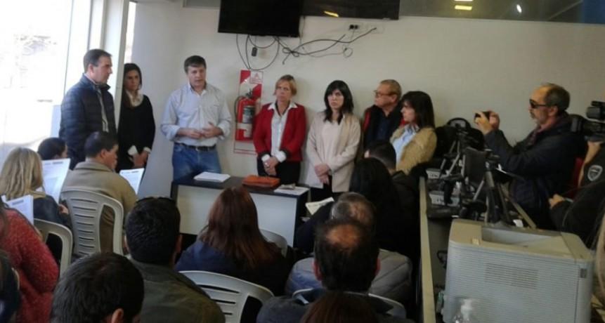 Se entregaron llaves a 15 propietario del Proyecto Urbanístico ProCreAr