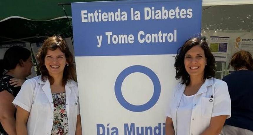 Lorena De Bernardo; Diabetóloga: 'La diabetes está considerada una pandemia'