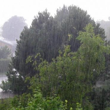 Lluvias del 4 y 5 de septiembre