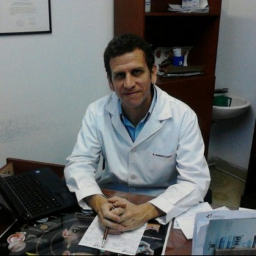 Manuel Flores visitó