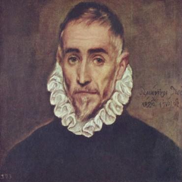 """""""El Greco"""" – conmemoración en la biblioteca Rivadavia por los 400 años de su fallecimiento (1614-2014)"""
