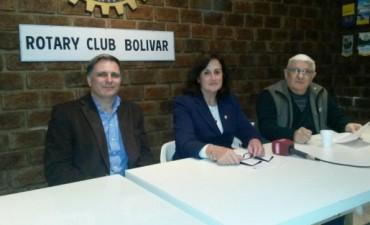 Rotary Club : seminario distrital y encuentro de estudiantes de intercambio rotario