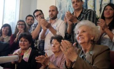 'Abuelas de Plaza de Mayo' anunció la restitución de la nieta 117