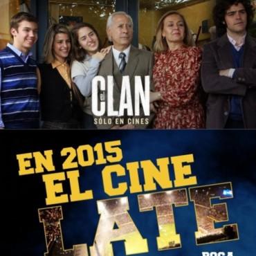 El documental de 'Boca Juniors' y 'El Clan', copan el Cine Avenida