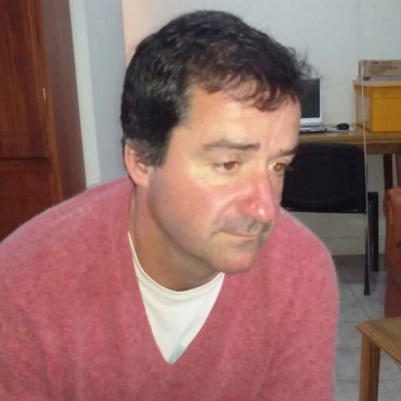 Arturo Martín (Frente Renovador) 'Marcelo Salamanco me prometió su apoyo'