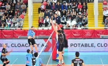 SESI-SP también se quedó con el segundo juego ante Personal Bolívar