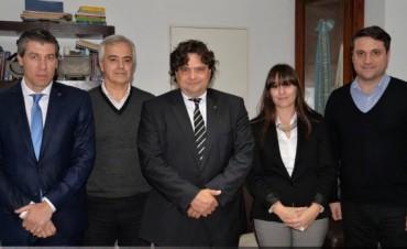 Municipio y UTN: Bolívar firmó un convenio para brindar capacitaciones en tecnología