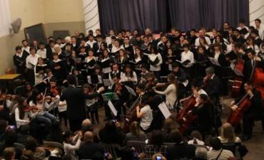 La Provincia impulsa acciones para fortalecer a los coros y las orquestas del Bicentenario