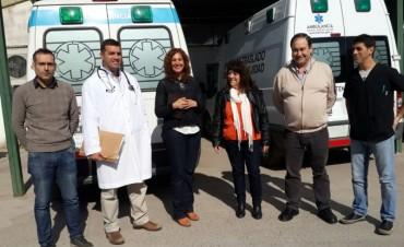 """Programa """"Quiero ser Residente"""": El equipo de Salud recibió a referentes de la Región Sanitaria IX"""