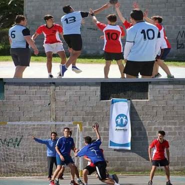 Handball Masculino: El Colegio Cervantes ganó la final