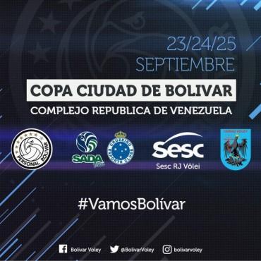 Copa Ciudad de Bolívar: Cuenta regresiva al comienzo de la Séptima Edición