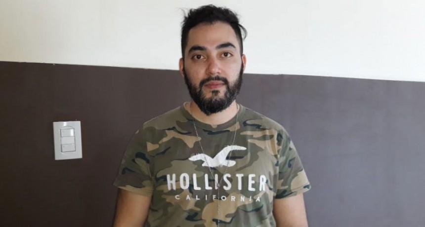 Matías Castellani: 'A mi mujer la pusieron de rodillas con un arma en la cabeza'