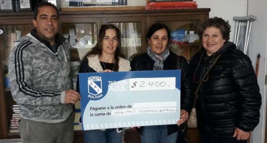 La Tarjeta Azul de Club Independiente tiene nuevos ganadores de los sorteos semanales