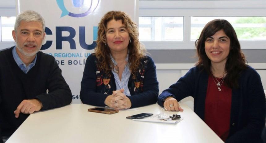 """Urrutia: """"Necesitamos unirnos todos por los derechos y las garantías de los docentes"""""""