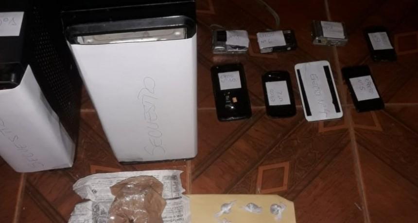 La Policía local realizó once allanamientos por drogas
