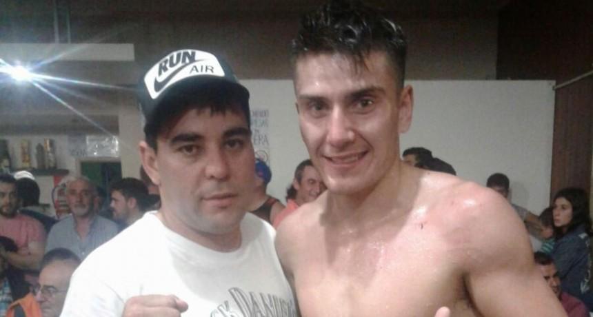 """Cristian Leandro: 'Fornes está progresando muchísimo y me gusta cada vez más"""""""