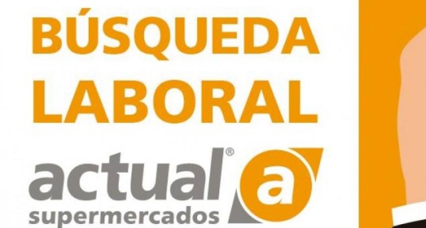 'Actual Supermercados' lanzó una búsqueda laboral