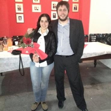 El radicalismo bolivarense acompaña a Sanz en su lanzamiento