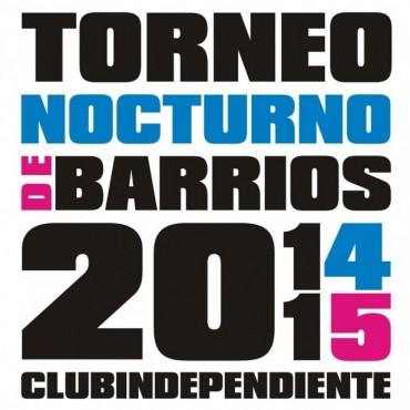 Empezaron las inscripciones para el torneo interno de los Barrios 2014/2015