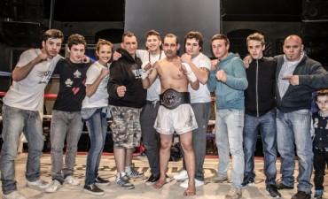 Kick Boxing : Mario Chirino es Campeón Argentino