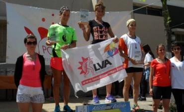 Maratón de Pirovano: Lorena Juarez y Abel Giordano los mejores de Bolívar