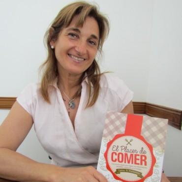Karina Pontoriero presenta su libro